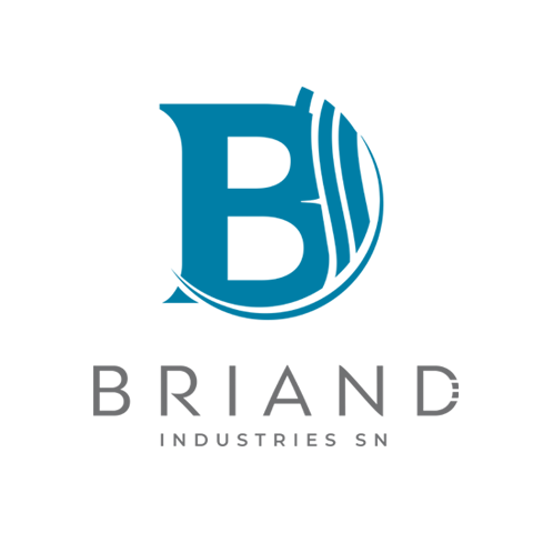 Refonte graphique Briand Industries
